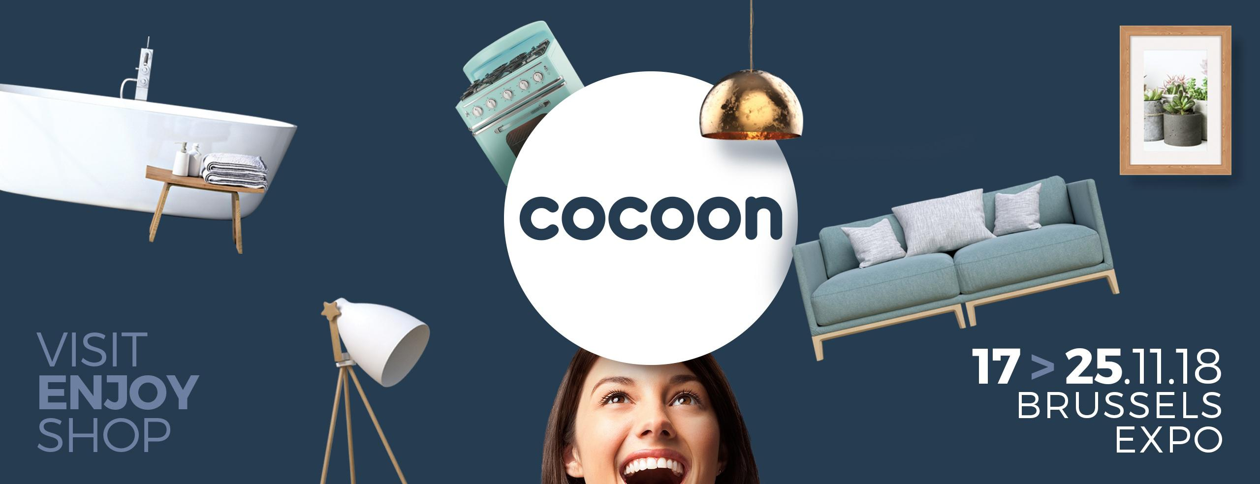Salon Cocoon Belgique
