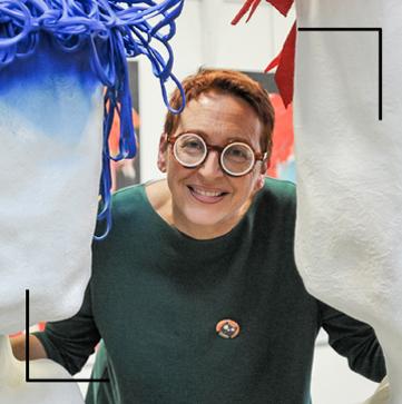 Christine Barrès - Femme & autodidacte - Peintre des émotions heureuses et de l'émerveillement